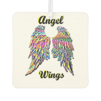 angel wings air freshener
