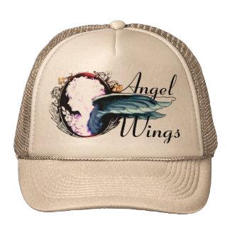 Angel Wings Logo Hat