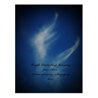 Angel Wings Postcard