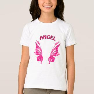 Angel wings tshirts