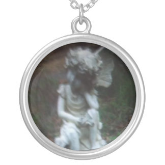 ANGEL WITH ONE WING PENDANT