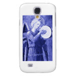 Angel with Tambourine Galaxy S4 Case