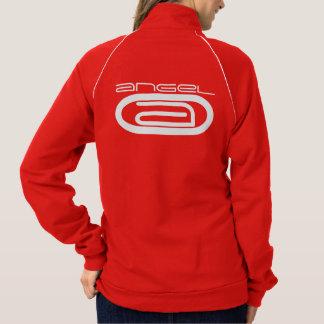 Angel  Women's Fleece Track Jacket