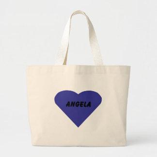 Angela Canvas Bags