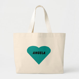 Angela Large Tote Bag