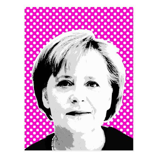 Angela Merkel -- International Leader -.png Postcard