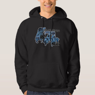 Angeles kind core Hoody draws