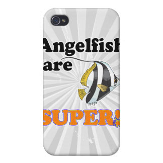 angelfish are super iPhone 4 cases
