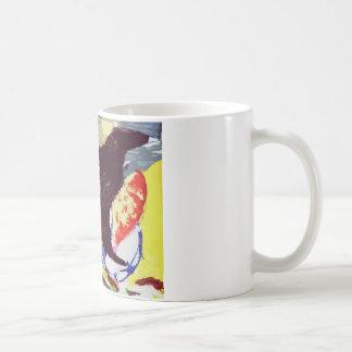 angelfish coffee mug