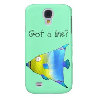 Angelfish Galaxy S4 Case