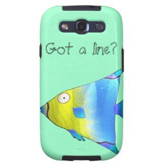 Angelfish Galaxy SIII Case