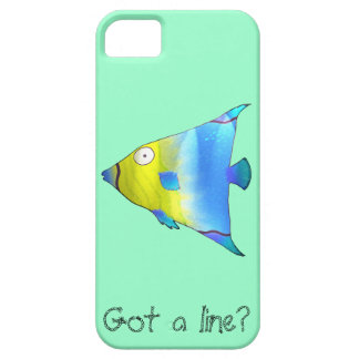 Angelfish iPhone 5 Cover