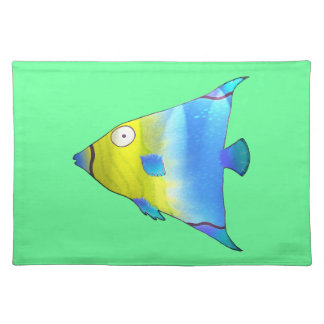 Angelfish Placemat