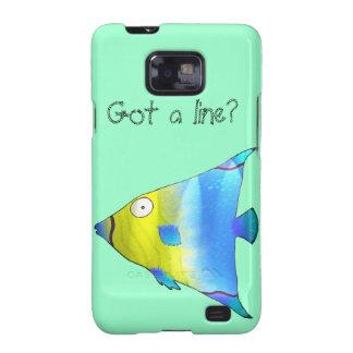 Angelfish Samsung Galaxy SII Cover
