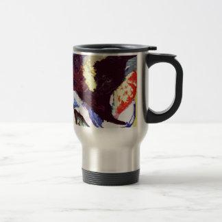 angelfish travel mug