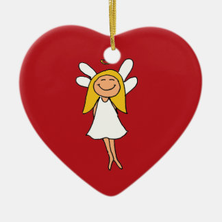 angelheart christmas ornament