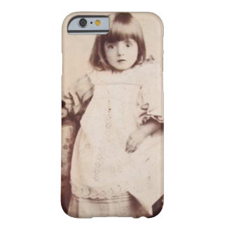 Angelic child vintage photograph iPhone 6 case