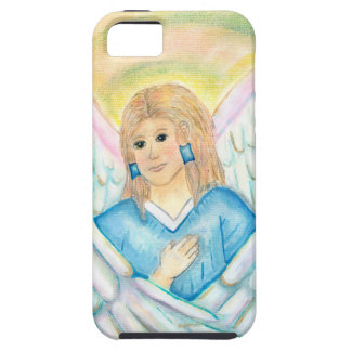 Angelic Comfort iPhone 5 Covers