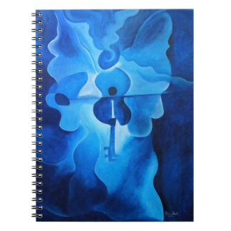 Angelic Concerto 2010 Spiral Notebook
