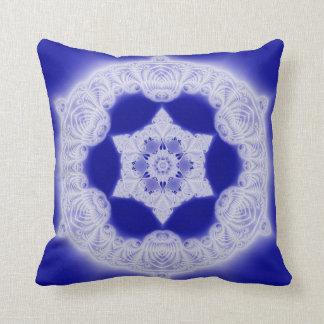 Angelic Emblem Throw Pillow