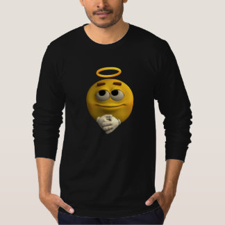 Angelic Emoticon T-Shirt