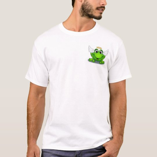 Angelic Froggy T-Shirt