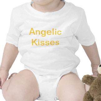 Angelic Kisses Baby Bodysuit