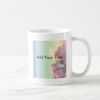 Angelic Basic White Mug