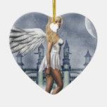 Angelic  Ornament