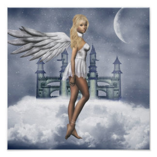 Angelic Poster