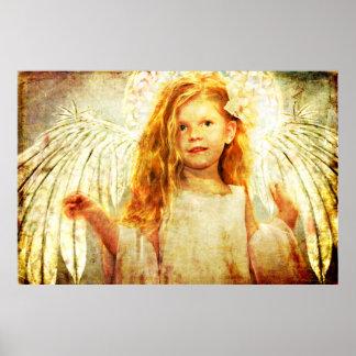 Angelic Wonder Poster