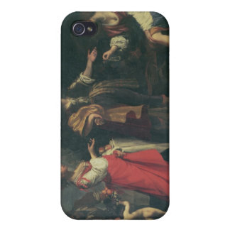 Angelica and the Moor, Medoro, 1634 (oil on canvas iPhone 4/4S Cover