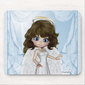 Angelica Angel Dreams Mousepad