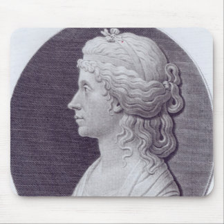 Angelica Kauffman, engraved by J.F Bause Mouse Mat