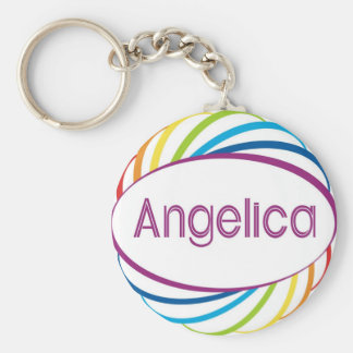 Angelica Key Ring