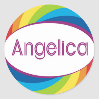 Angelica Stickers