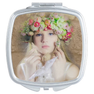 Angelica Travel Mirror