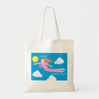Angelina Angel Canvas Bags