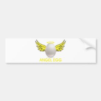 angell egg bumper sticker