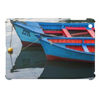 Angelmo harbor, fishing boats. iPad mini cases