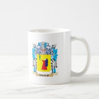 Angelo Coat Of Arms Coffee Mug