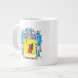 Angelo Coat Of Arms Extra Large Mugs