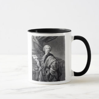 Angelo Maria Monticelli, engraved by John Faber Mug