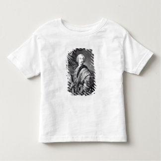 Angelo Maria Monticelli, engraved by John Faber T-shirts