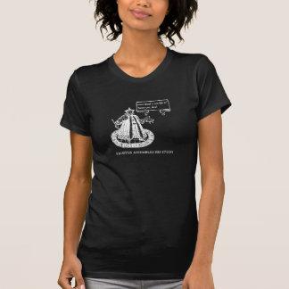 Angels and Allen Keys (dark) T-shirts