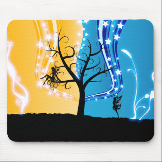 Angels and Fairies Mouse Mat