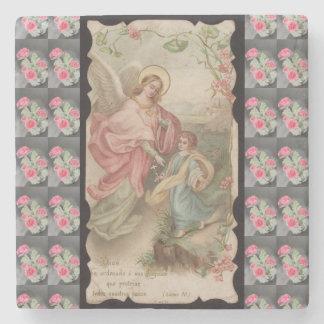 Angels Angeles marble coaster Stone Coaster