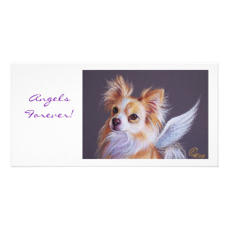 Angels are Forever! Picture Card