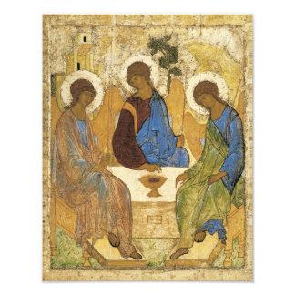 Angels At Mamre Trinity Photo Print