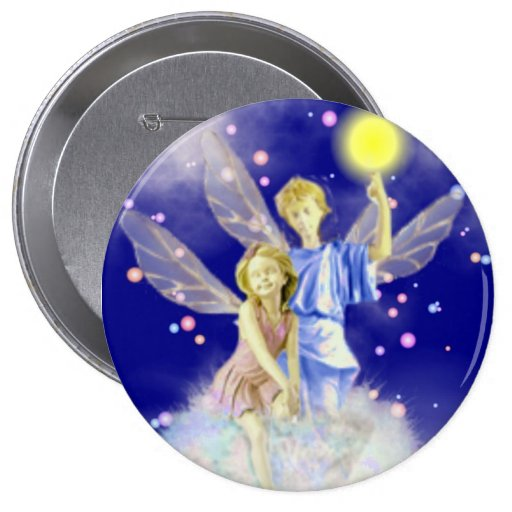 Angels Button